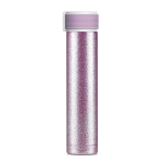 Skinny Glitter Water Bottle