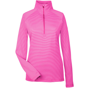 Under Armour Ladies' UA Corp Stripe Quarter-Zip