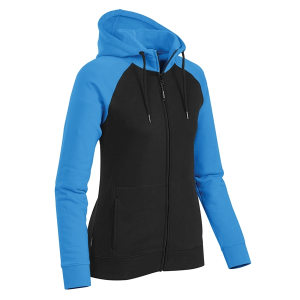 Stormtech Women's Omega Two-Tone Zip Hoody
