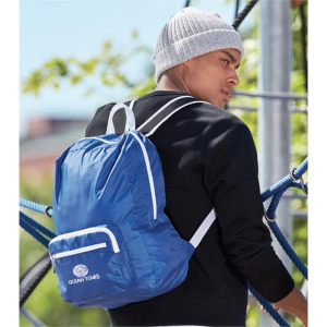 Ashbury Make It Pop Packable Backpack