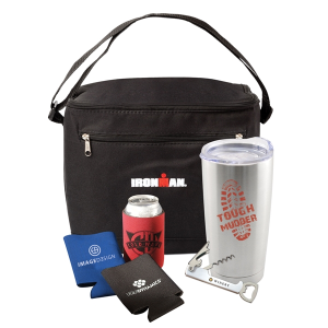 Everything But the Beer Cooler Duffel Bag Set