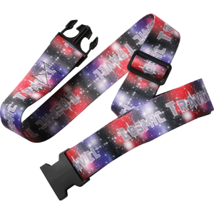 Full Color Premium Luggage Strap