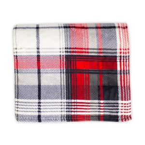 Classic Plaid Throw