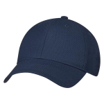 Six Panel Baseball Cap - Polyester Diamond